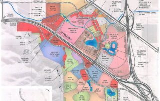 Dreamport village layout plan