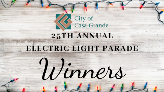 25th Annual Electric Light Parade