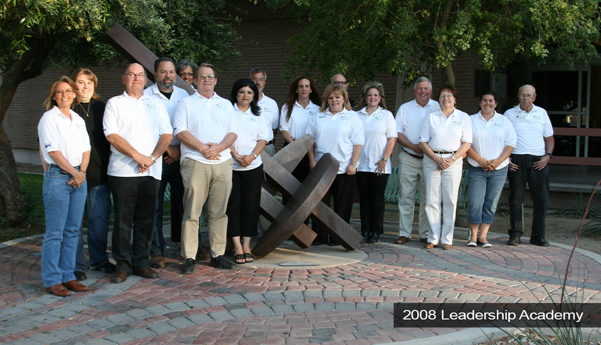 2008 Leadership Academy