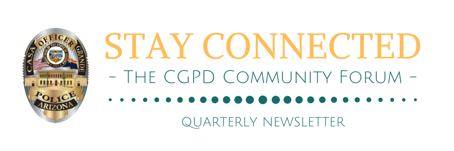 CGPD Quarterly Newsletter