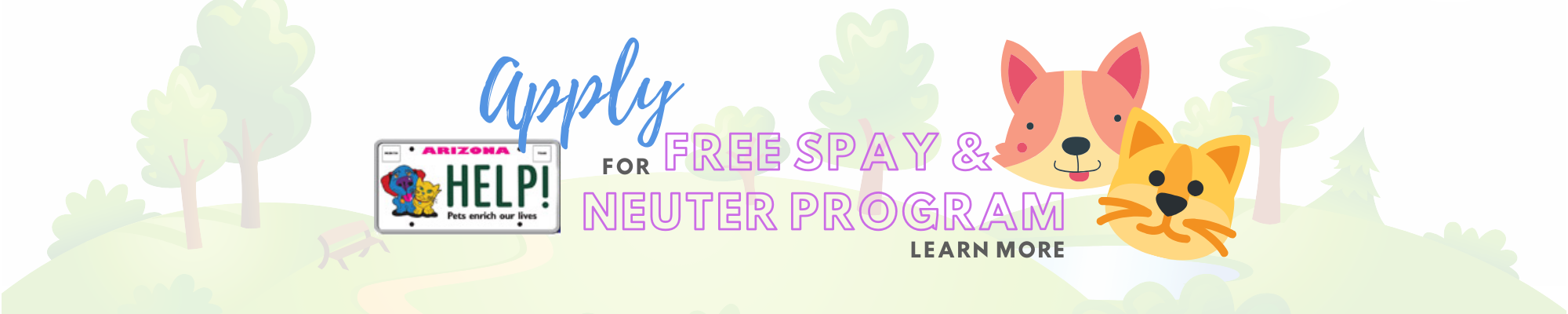 Spay and Neuter Learn More